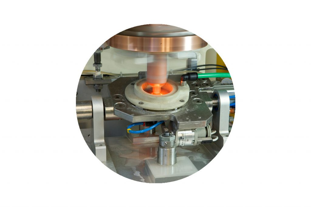 GH Rotative inductor - Making the hardening simple